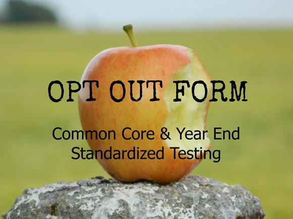 Twitter Chatter About Opting Out Of State Tests