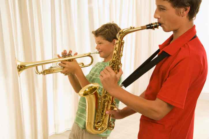 fee school sax video and move
